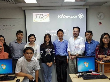 AIMSUN 2016 Training in Singapore