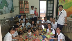 TTS Group Bringing Smiles To The Orphans In Hanoi AGAIN!