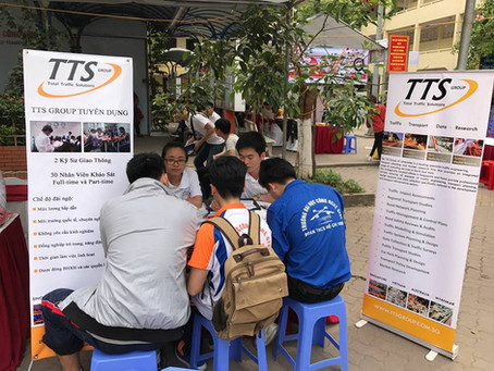 TTS GROUP VIETNAM RECRUITMENT FOR SURVEYORS