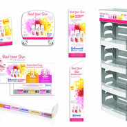 JOHNSON'S BODY CARE FULL PATH TO PURCHASE POS CAMPAIGN ACTIVATION SUITE