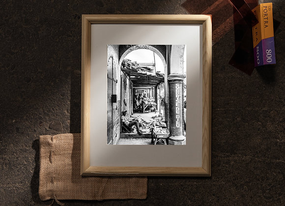 Surprise of God (11x14 Frame / 8x10 Print)