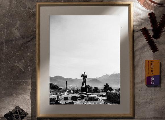 Vesuvius (20x24 Frame / 16x20 Print)