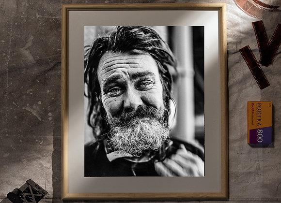 Mo (20x24 Frame/16x20 Print)