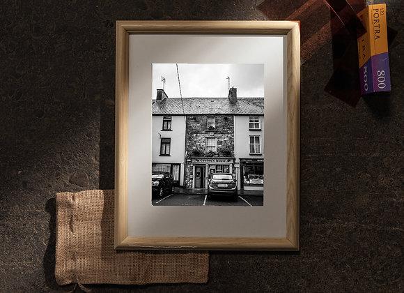 Cooley's House (11x14 Frame / 8x10 Print)