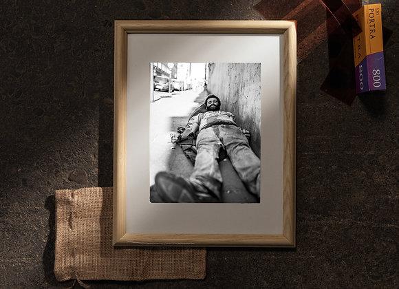 Via Labicana (11x14 Frame / 8x10 Print)