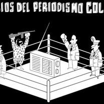 En el medio - Los silencios del periodismo colombiano - 2015