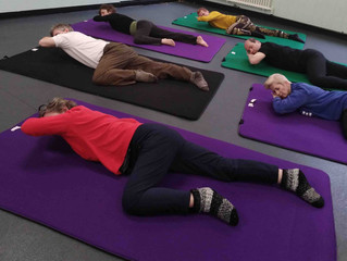 Five benefits to Feldenkrais