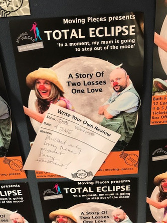 Reflections on Total Eclipse