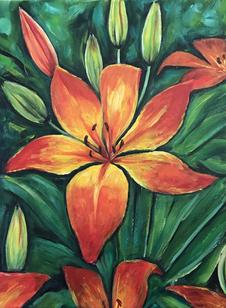 Tropical Orange