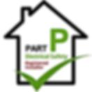Part P electrician logo