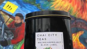 #BlindianProject x Chai City Teas Collaboration