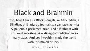 Black and Brahmin