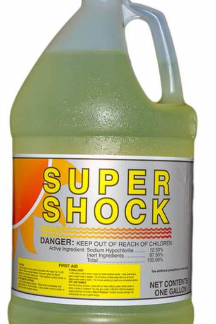 Super Shock Liquid