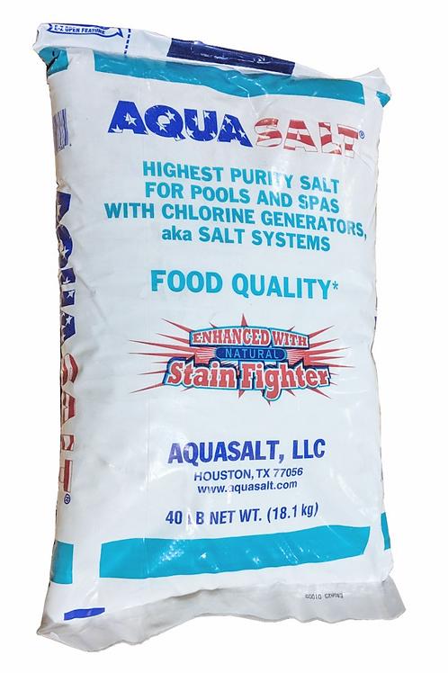 Pool Salt, 40 lb