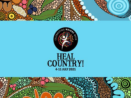 NAIDOC WEEK July 4-11                     ........theres lots to get involved in
