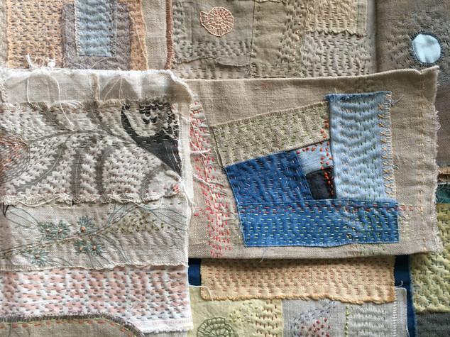 Slow Stitching - Warriewood Sydney