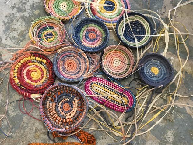 Raffia Baskets Healesville VIC