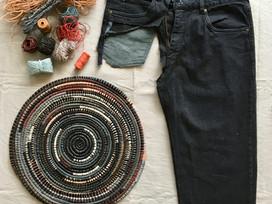 Online Workshop - Textile Baskets