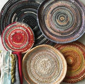 Textile Baskets - Lilydale VIC