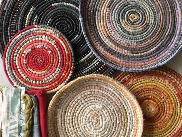 Textile Basket - Lilydale VIC