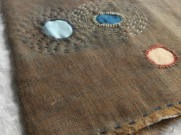 Slow Stitching - National Wool Museum Geelong VIC
