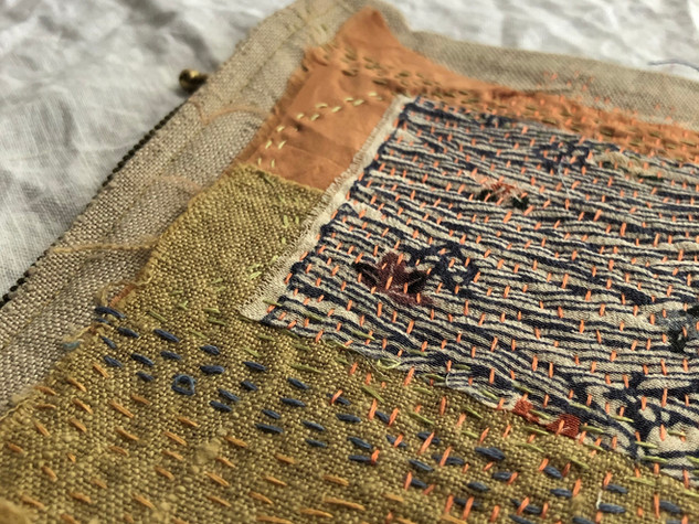 Slow Stitching - Healesville VIC