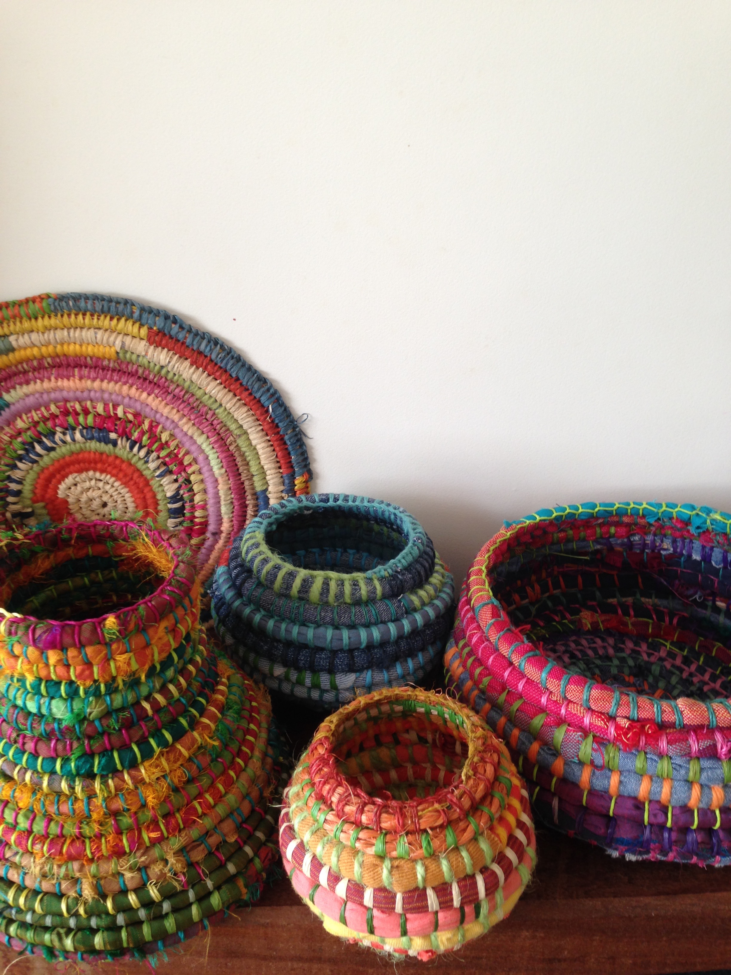 Fabricbaskets
