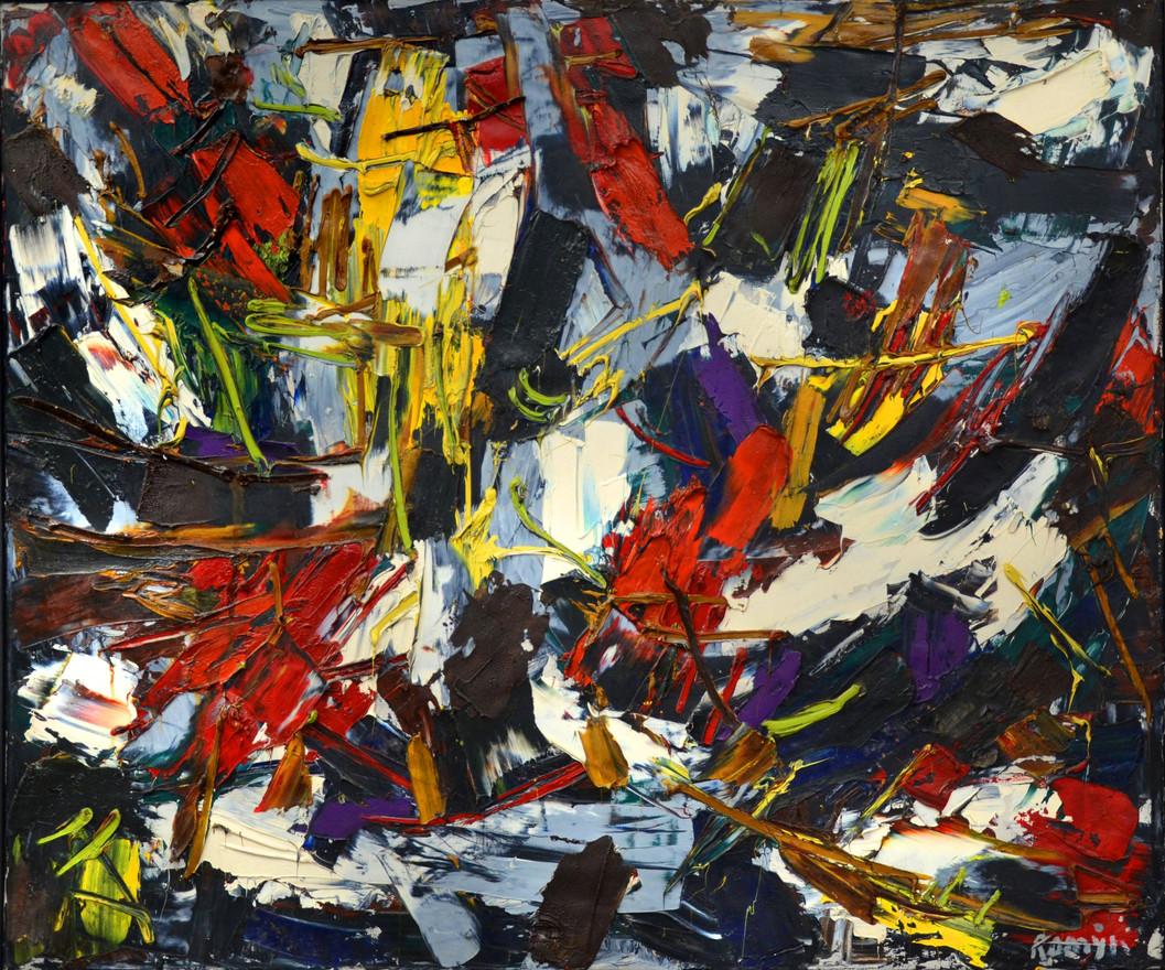 Composition #16, 1958