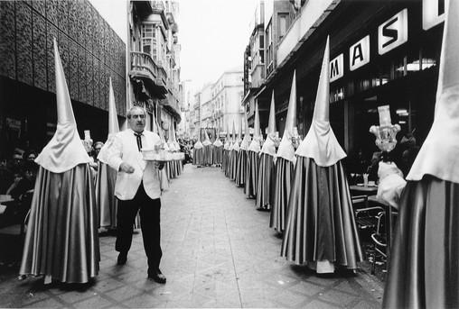 ¡Camarero! Un Chocolate con Churros, Cartegena, 1981