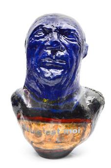 Picasso Head - Bleu c'est moi, 2000