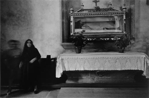 El Cristo Yacente, 1981/1989