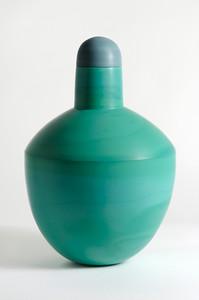Green Vase, 2013