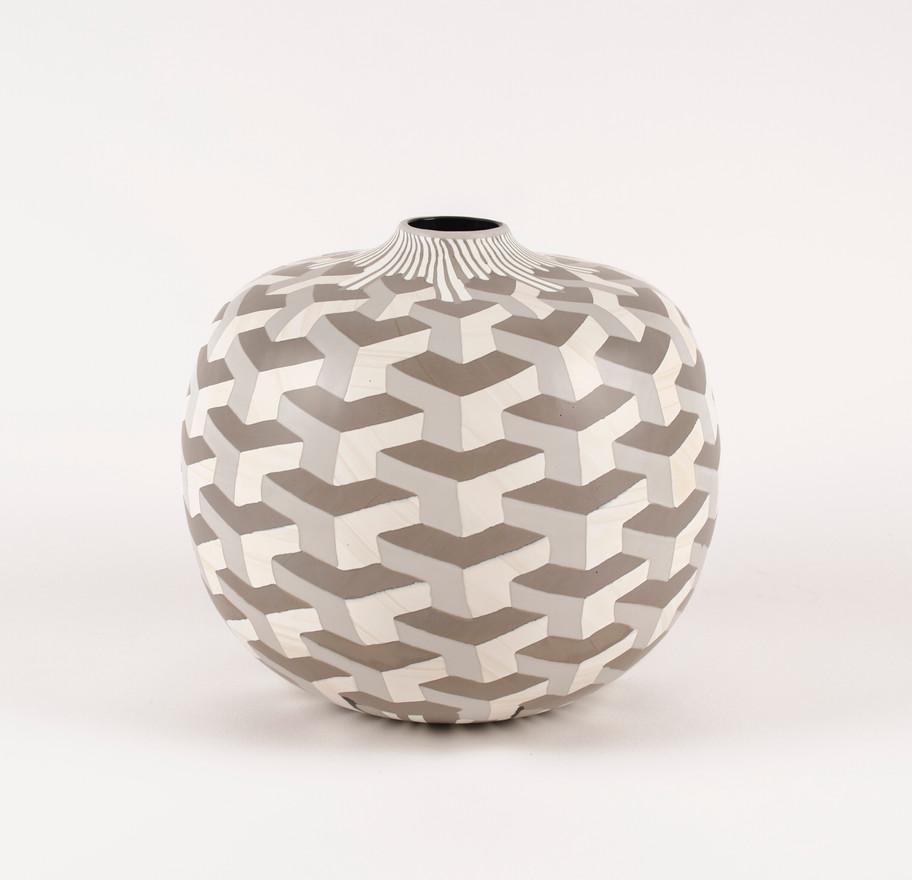 Mosaic Vase, 2019