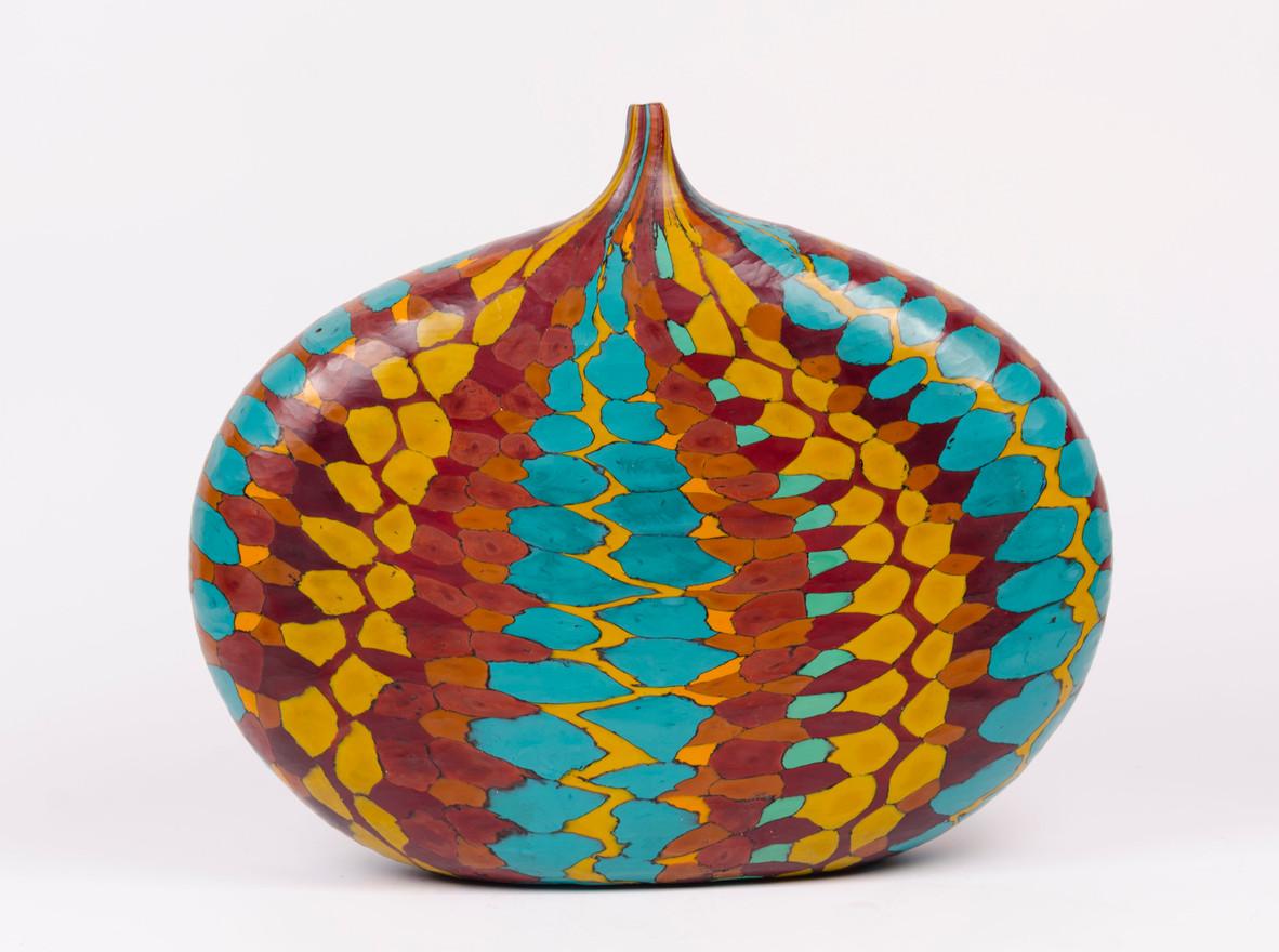 Murrine Vase