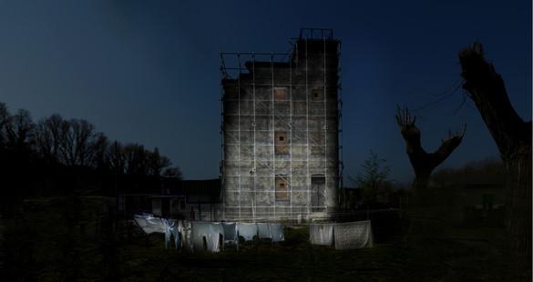 The Homeless Nightmare - Lido di Jesolo, Venice, 2013