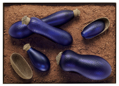 Blue Monochrome (Homage to Yves Klein), 1998