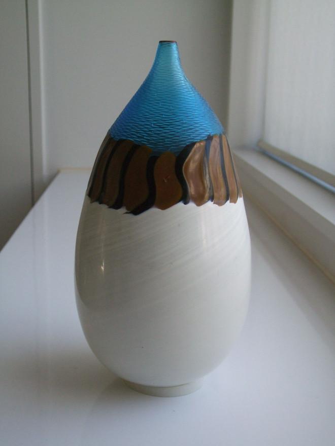 """""""Increspatura dell'acqua"""" Vase, 1999"""