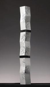 Black and White Mist Monolith, 2007