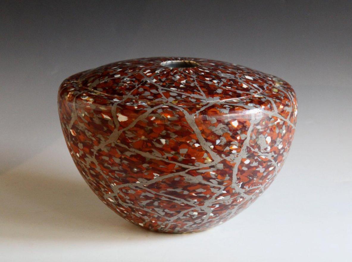 Multicolored Vase, 2013