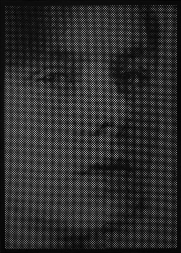 Portraits of Pictures - Portrait 31, 2008