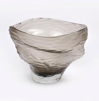 Carved Grey Vase, 2019
