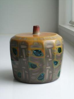 """""""Gioco del Fuoco"""" Vase, 2000"""