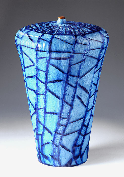 """""""La Pioggia di un Inverno"""" Vase, 2003"""