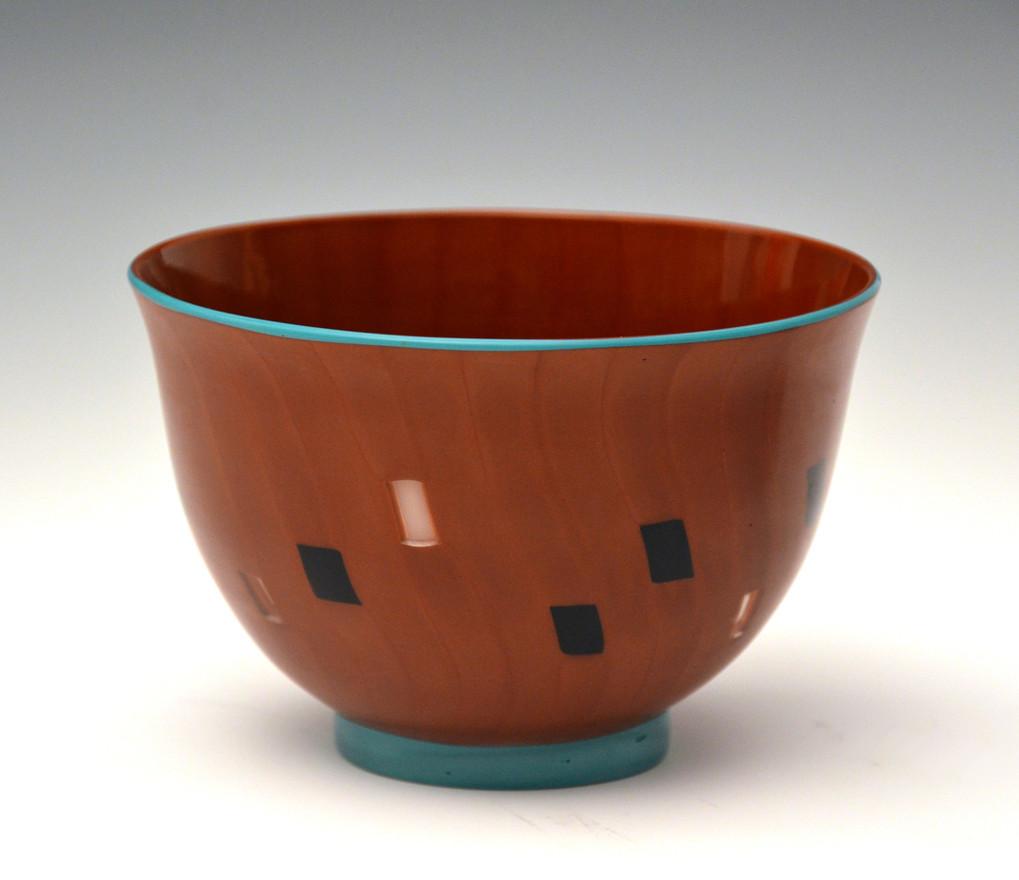 """Finestre"" Bowl, 1997"