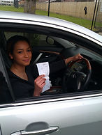 Learner driver receives cheap driving lesson