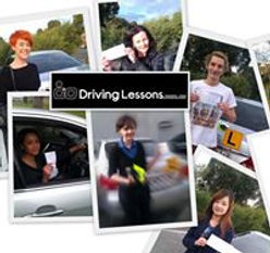 Students pass driving test first time