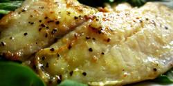 Lemon pepper tilapia