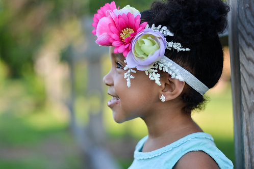 Summer Time Sparkle Headband
