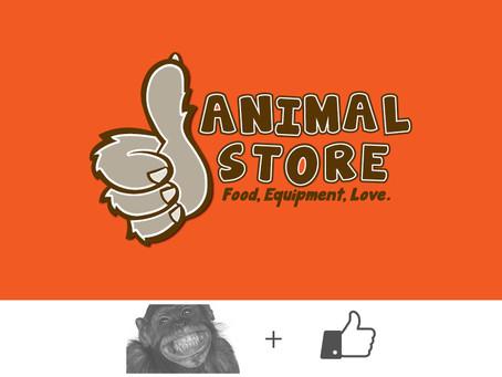 חנות החיות - ממחסן בודד לרשת מסחרית
