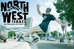 North West Israel Skateboards Distribution